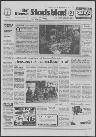 Het Nieuwe Stadsblad 1996-05-02