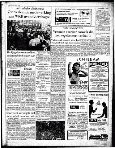 Rotterdamsch Parool / De Schiedammer 1962-06-06