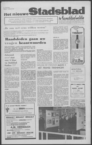Het Nieuwe Stadsblad 1969-02-07