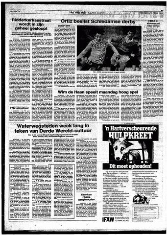 Het Vrije volk 1988-04-13