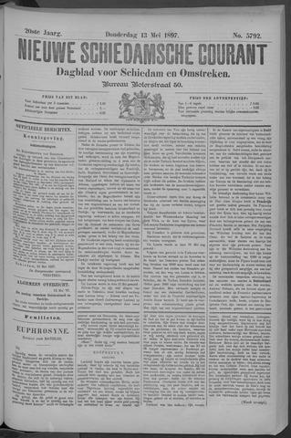 Nieuwe Schiedamsche Courant 1897-05-13