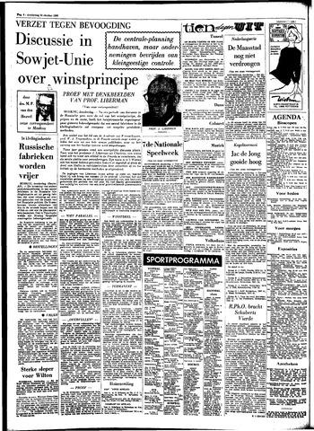 Rotterdamsch Parool / De Schiedammer 1964-10-22