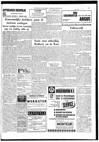 Rotterdamsch Nieuwsblad / Schiedamsche Courant / Rotterdams Dagblad / Waterweg / Algemeen Dagblad 1965-10-06