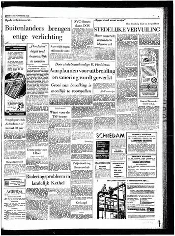 Rotterdamsch Parool / De Schiedammer 1963-11-12