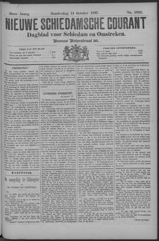 Nieuwe Schiedamsche Courant 1897-10-14