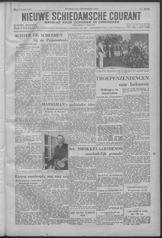 Nieuwe Schiedamsche Courant 1946-09-24