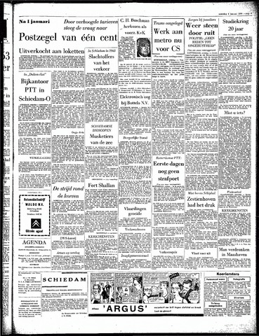 Rotterdamsch Parool / De Schiedammer 1964-01-04
