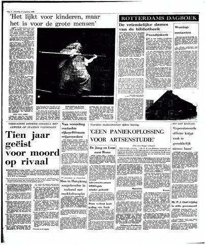 Rotterdamsch Parool / De Schiedammer 1968-08-17