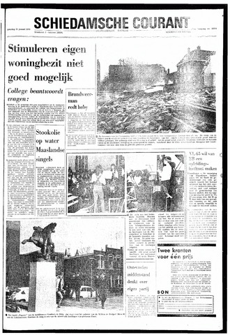 Rotterdamsch Nieuwsblad / Schiedamsche Courant / Rotterdams Dagblad / Waterweg / Algemeen Dagblad 1970-01-31