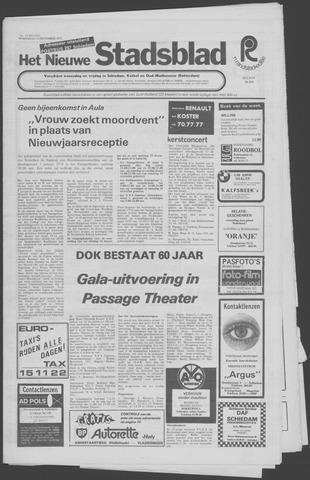 Het Nieuwe Stadsblad 1973-12-12