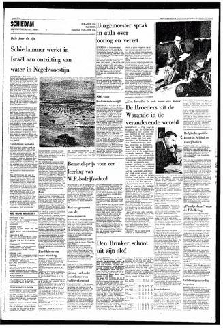Rotterdamsch Nieuwsblad / Schiedamsche Courant / Rotterdams Dagblad / Waterweg / Algemeen Dagblad 1968-05-04