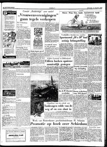 Trouw / De Rotterdammer 1962-03-13
