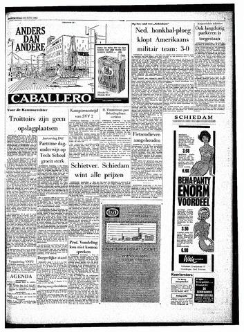Rotterdamsch Parool / De Schiedammer 1963-06-20