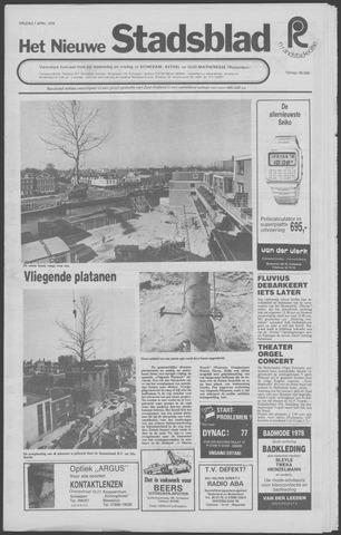 Het Nieuwe Stadsblad 1978-04-07