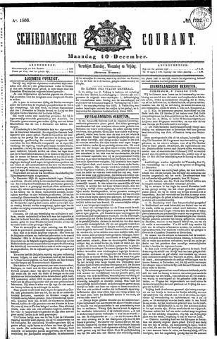Schiedamsche Courant 1866-12-10