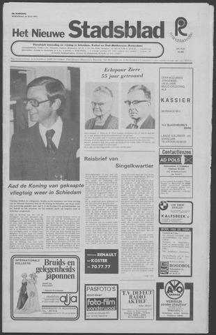 Het Nieuwe Stadsblad 1973-07-25