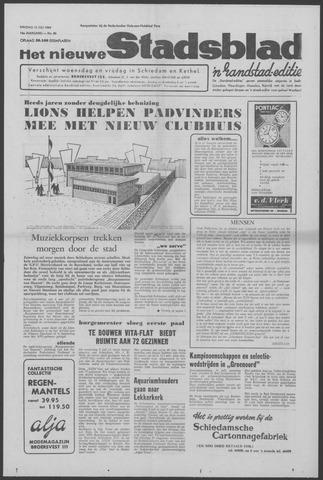 Het Nieuwe Stadsblad 1964-07-10