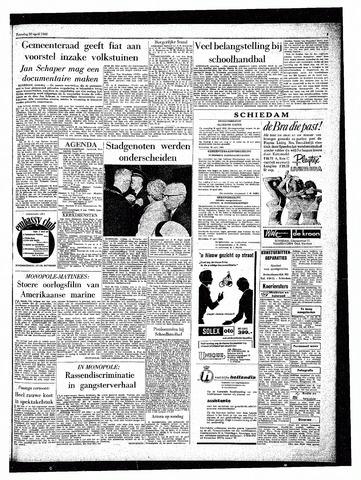 Rotterdamsch Parool / De Schiedammer 1962-04-28