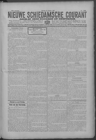 Nieuwe Schiedamsche Courant 1925-10-20