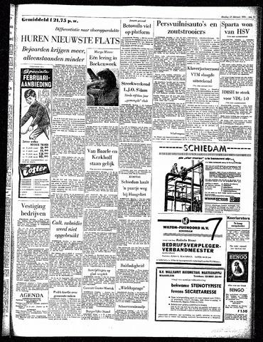 Rotterdamsch Parool / De Schiedammer 1964-02-18