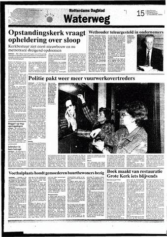 Rotterdamsch Nieuwsblad / Schiedamsche Courant / Rotterdams Dagblad / Waterweg / Algemeen Dagblad 1993-12-24