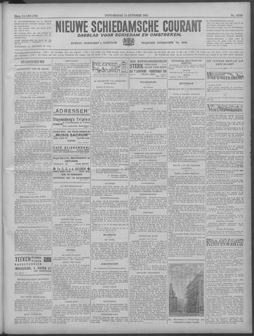 Nieuwe Schiedamsche Courant 1933-10-12