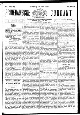 Schiedamsche Courant 1898-06-25