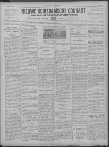 Nieuwe Schiedamsche Courant 1933-04-10