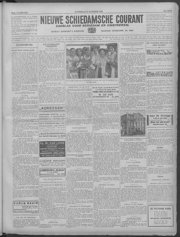 Nieuwe Schiedamsche Courant 1933-10-21