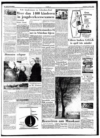 Trouw / De Rotterdammer 1962-05-08