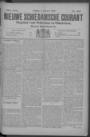 Nieuwe Schiedamsche Courant 1897-01-08