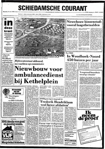 Rotterdamsch Nieuwsblad / Schiedamsche Courant / Rotterdams Dagblad / Waterweg / Algemeen Dagblad 1980-05-14