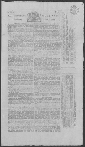 Rotterdamse Courant 1823-03-06