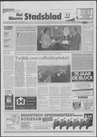 Het Nieuwe Stadsblad 1997-10-29