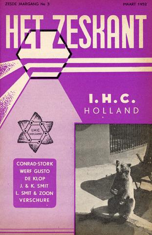 Het Zeskant 1952-03-01