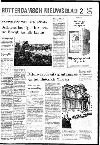 Rotterdamsch Nieuwsblad / Schiedamsche Courant / Rotterdams Dagblad / Waterweg / Algemeen Dagblad 1968-02-03