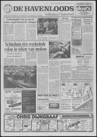 De Havenloods 1987-05-07