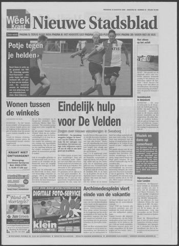 Het Nieuwe Stadsblad 2006-08-16