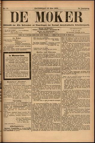 De Moker 1909-05-15