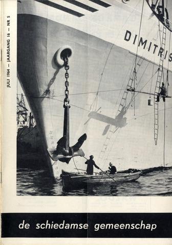 Schiedamse Gemeenschap (tijdschrift) 1964-07-01