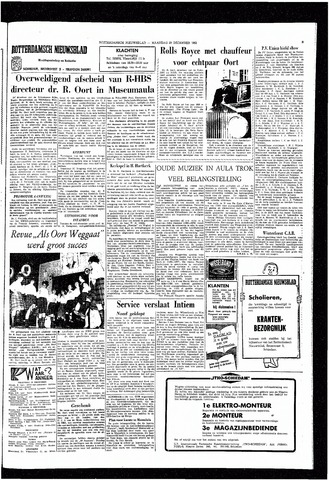 Rotterdamsch Nieuwsblad / Schiedamsche Courant / Rotterdams Dagblad / Waterweg / Algemeen Dagblad 1965-12-20