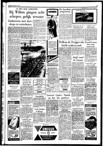 Rotterdamsch Parool / De Schiedammer 1961-10-20