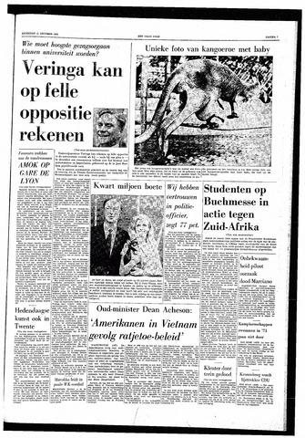 Het Vrije volk 1969-10-11