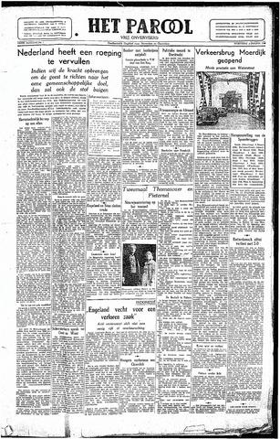 Rotterdamsch Parool / De Schiedammer 1946