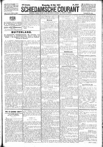 Schiedamsche Courant 1927-05-18