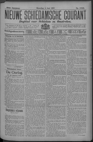 Nieuwe Schiedamsche Courant 1917-06-04