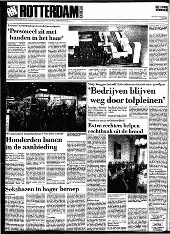 Rotterdamsch Nieuwsblad / Schiedamsche Courant / Rotterdams Dagblad / Waterweg / Algemeen Dagblad 1991-03-02