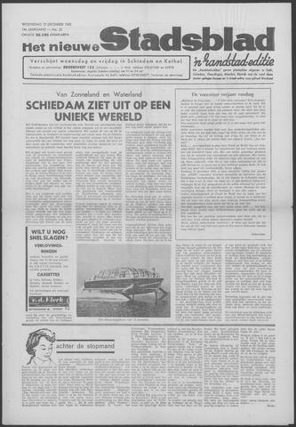 Het Nieuwe Stadsblad 1962-12-19