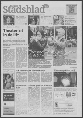 Het Nieuwe Stadsblad 2015-04-08