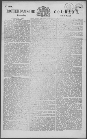 Rotterdamse Courant 1848-03-09